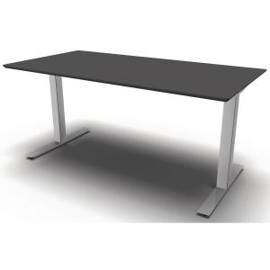 JIVE MEDIA CONF TABLE BLK/ALU 320X80/120