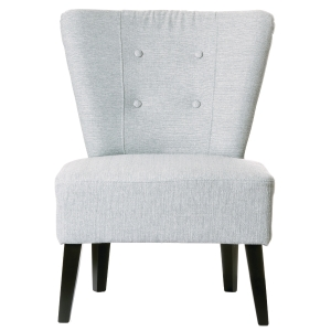 PAPERFLOW BRIGHTON ARMCHAIR GREY