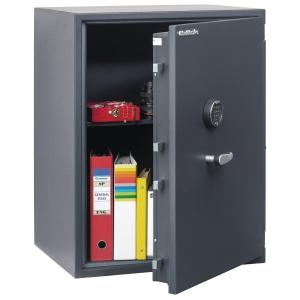 Chubbsages Senator G1 30P modell 4 brann- og innbruddssikkert skap m/elek. lås