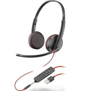 Hodetelefon PLANTRONICS C3225 BLACKWIRE stereo