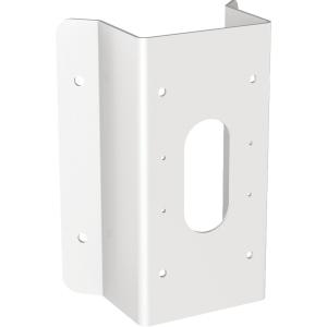Beslag Emitec hjørnebeslag 03 stål hvit