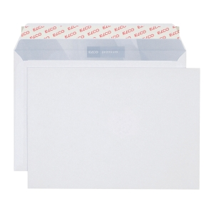Konvolutter Elco Office Shop-boks C5 pakke med 100 stk