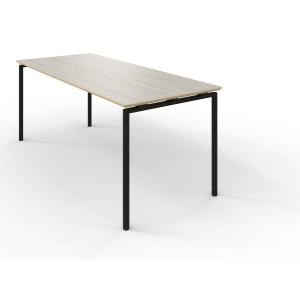 Kantinebord Zignal 180 x 80 cm bjørk