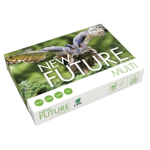 KOPIPAPIR NEW FUTURE MULTI A4 80G M/4 HULL PK500
