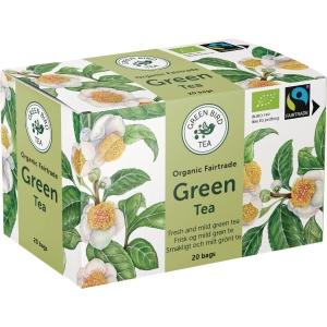 Te Green Bird Tea Grønn te, pakke à 20 poser
