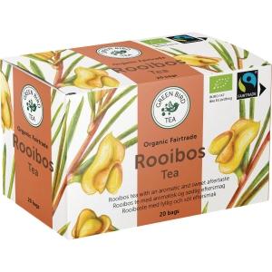 Te Green Bird Tea Rooibos, pakke à 20 poser