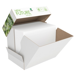 KOPIPAPIR NEW FUTURE MULTI MULTIBOX 80 G A4 KASSE2500