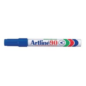 Permanent merkepenn Artline 90, 2,5 mm, blå