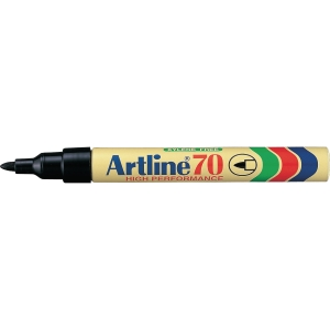 MERKEPENN PERMANENT ARTLINE 70 RUND 1,5 MM SORT