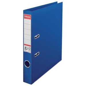 Brevordner Esselte No.1, A4, 5 cm, blå