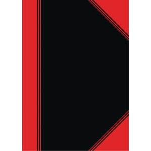 Kinabok Bantex, A4, linjert, 96 ark à 60 g