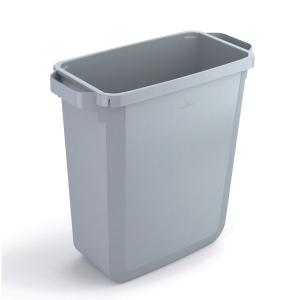 Avfallssystem Durabin 60 liter grå