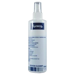 Skjermrens Lyreco rensespray 250 ml