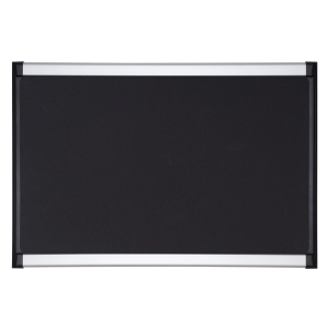 Oppslagstavle Bi-Office Provision, sort skumoverflate, 60 x 90 cm