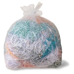 Makuleringsposer Fellowes, plast, 165 liter, pakke à 50 stk.