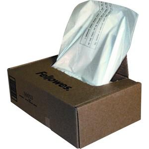 Makuleringsposer Fellowes, plast, 34 liter, pakke à 100 stk.