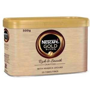 Kaffe instant Nescafé Gold Blend boks à 500 gram