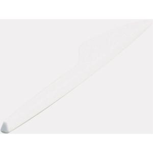 Kniv Duni kraftig 18 cm hvit pose100