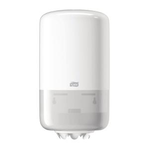 Dispenser til Centerfeed Tork Mini rull 558000 hvit