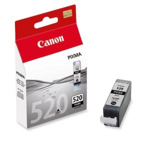 Blekkpatron Canon PGI-520BK sort