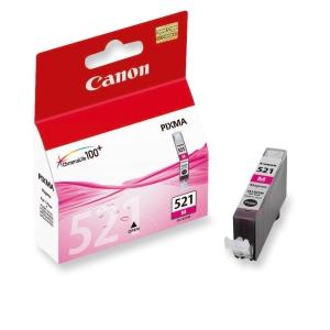 Blekkpatron Canon CLI-521M magenta