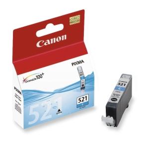 Blekkpatron Canon CLI-521C cyan