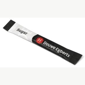 Sukker sticks Douwe Egberts kartong á 500 stk