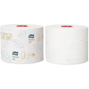 Toalettpapir Tork Premium T6 2-lag 127520 pk27/kartong