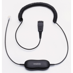 LEDNING TIL HEADSET JABRA CONNECTION