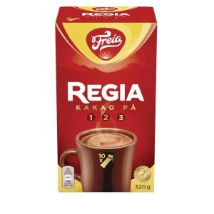 Kakao Freia Regia express 32g pakke à 30 porsjonspakker