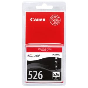 Blekkpatron Canon CLI-526 BK sort