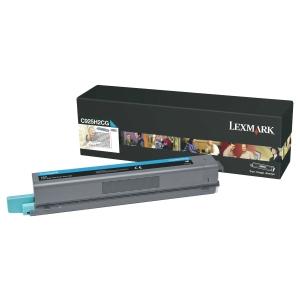 Lasertoner Lexmark C925H2CG cyan