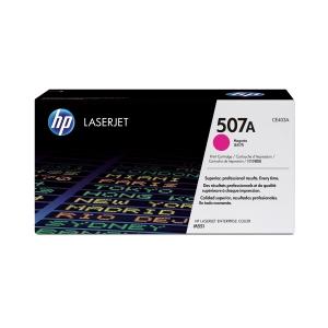 Lasertoner HP 507A CE403A 6.000 sider magenta