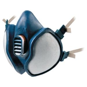 Halvmaske 3M 4279 med filter klasse FFABEK1P3 RD