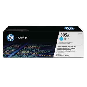 Lasertoner HP CE411A cyan