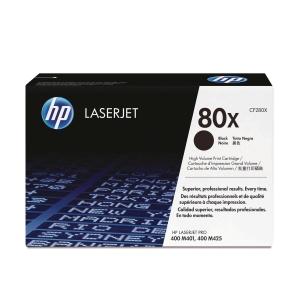 LASERTONER HP CF280X SORT