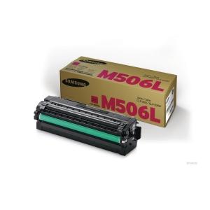 Lasertoner Samsung CLT-M506L magenta