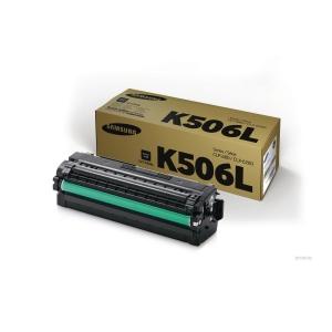 Lasertoner Samsung CLT-K506L sort