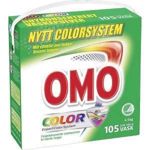 Vaskepulver Omo 8537147 color 4,5 kg