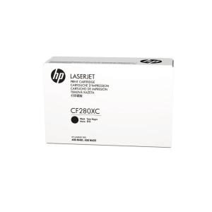 LASERTONER HP CF280XC HP80X SORT