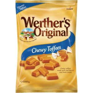 Werther s toffees 1000 gram