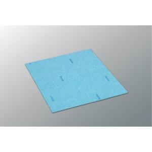 Svampeklut Vileda Wettex Classic, 18 x 20 cm, blå, pakke à 10 stk.