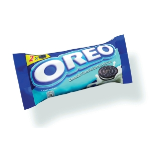 Sjokoladekjeks Oreo 22 gram pakke á 24