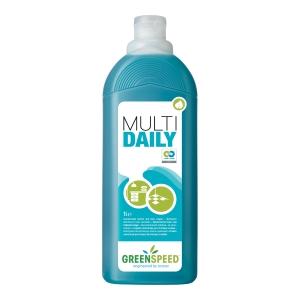 Rengjøringsmiddel Greenspeed Professional Multi Daily 1 liter