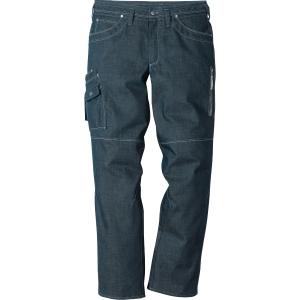 Bukser Fristads Kansas Gen Y jeans blå c58