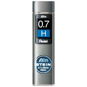 STIFT PENTEL C277 HI-POLYMER H 0,7 ETUI À 40 STK