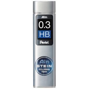 MINE PENTEL C273 HI-POLYMER HB 0,3 ETUI À 15 STK