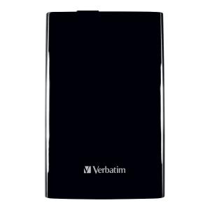 Ekstern harddisk Verbatim 53177 2.5  hd drive 2TB sort
