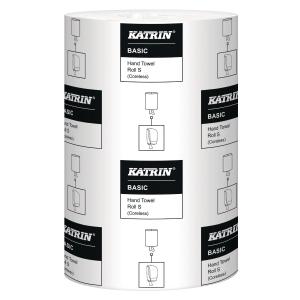 Håndtørkerull Katrin Basic 475505 Coreless S kartong à 12 ruller