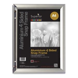 SKIFTERAMME STEWART SUPERIOR ALUMINIUM A4